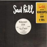 Dj Kheops Feat. Iam & 3e Œil - Sad hill / Scrute le terrain - 12''