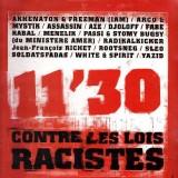 11'30 Contre les lois racistes - Various Artists - 12''