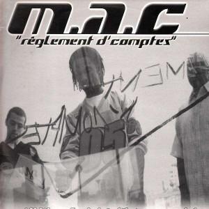M.A.C - Règlement d'comptes (feat. Triptik, Amara, Rodster) - 12''