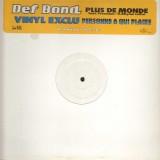 Def Bond - Plus de monde - promo 12''