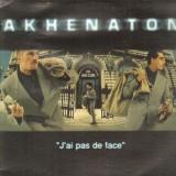Akhenaton - J'ai pas de face - 12''