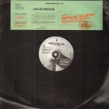 Antilop Sa. - Shooter l'huissier / Beat punisher - 12''