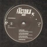 Factor X - Arrete de mentir / Entretien avec un empire - 12''
