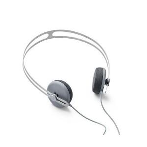 Casque AIAIAI - Grey w/ orange plug Tracks with mic - headset