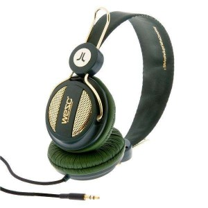 Casque Wesc - Dark Green Golden Oboe Seasonal