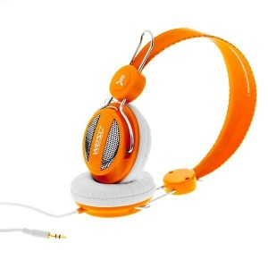 Casque Wesc - Persimon Orange Oboe Seasonal