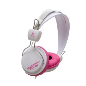 Casque Wesc - White/Pink Bongo Seasonal