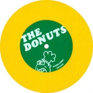 Dr. Suzuki - The donut 7 inch slipmat - Slipmats
