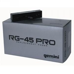 Gemini Rg 45 Pro Crossfader En Vente Sur
