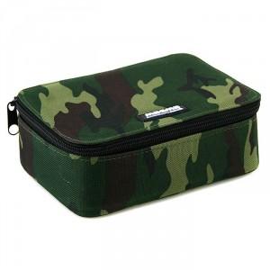 Magma - Headshell Bag - Camouflage green