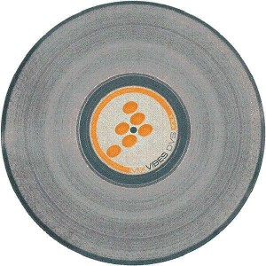 Mixvibes - Control Record - Color LP - Clear