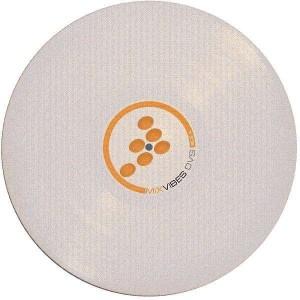 Mixvibes - Control Record - Color LP - White