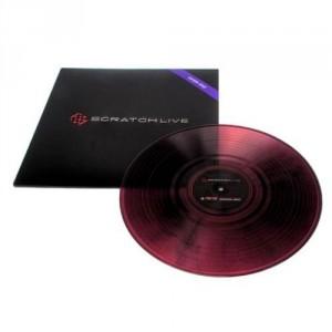 Rane - Control Record for Serato Scratch Live - Color LP - Purple