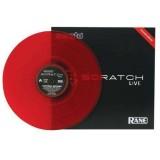 Rane - Control Record for Serato Scratch Live - Color LP - Red