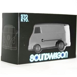 Soundwagon - Robo grey - Record player
