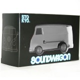 Soundwagon - Robo grey - Record player