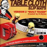 Table Cloth - Version 2 ''Built Tough'' created by D-Styles - Slipmats
