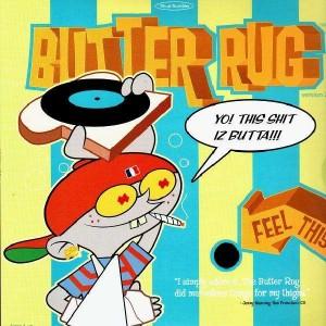 Thud Rumble - Butter Rug Version 2.0 - Slipmats