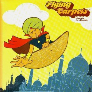 Thud Rumble - Flying Carpets - Slipmats