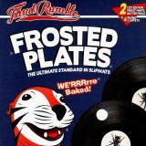 Thud Rumble - Frosted Plates - Slipmats