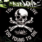 Sicmats - Purix ''Too Fast To Live, Too Young To Die'' - Slipmats