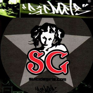 Sicmats - Official Sic-Suicide Girls Star - Slipmats