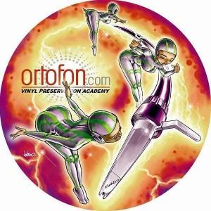 Ortofon - Elektro Space - Slipmats
