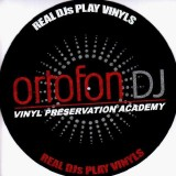 Ortofon - Real Djs Play Vinyls - Slipmats