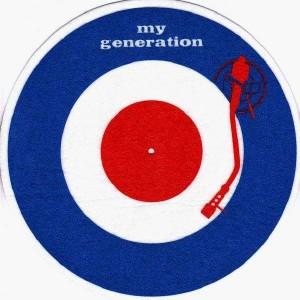 Technics - My Generation - Slipmats