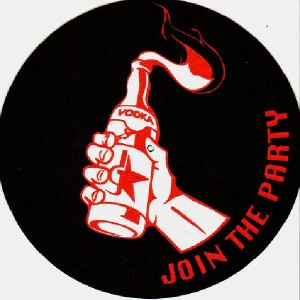 Redstar - Join the party - Slipmats
