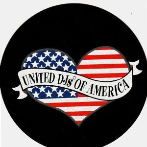 United DJs of America - Slipmats