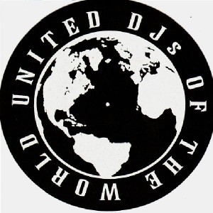 United DJs of the world - Slipmats