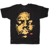CTRL T-shirt - Biggie - Black