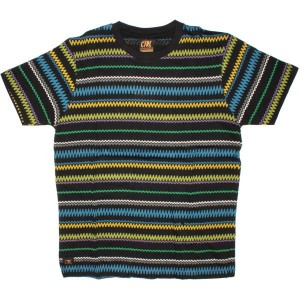 CTRL T-shirt - Rapture - Black