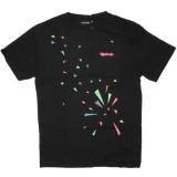 BJORKVIN T-shirt - Bat - Black