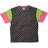 KILO GOODS T-shirt - Cut Up - Black