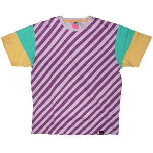 KILO GOODS T-shirt - Cut Up - Lavendar
