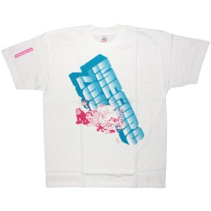 TOKYO ART BEAT T-shirt - Meguro Zoo - White