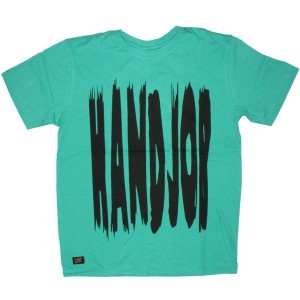 CTRL T-shirt - Handjob - Green