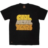 CTRL T-shirt - Metal Years - Black