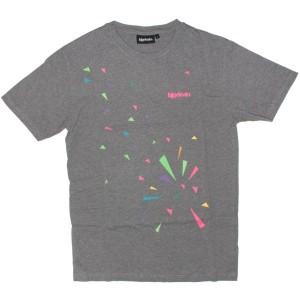 BJORKVIN T-shirt - Bat - Grey