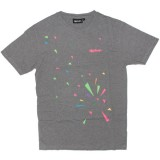 BJORKVIN T-shirt - Bat - Grey