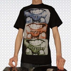 OBEY T-shirt - Prison Tattoo - Black