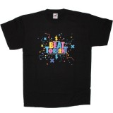 Beat Torrent T-shirt - Black