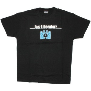 Jazz Liberatorz T-shirt - Black