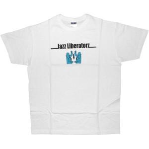 Jazz Liberatorz T-shirt - White