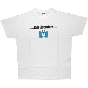Jazz Liberatorz T-shirt - White