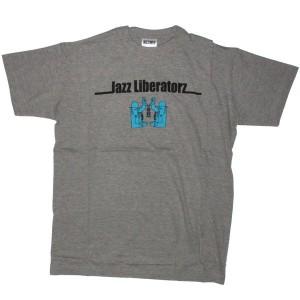 Jazz Liberatorz T-shirt - Grey