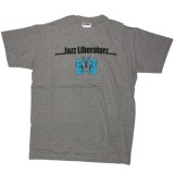 Jazz Liberatorz T-shirt - Grey