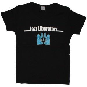 Jazz Liberatorz Lady T-shirt - Black